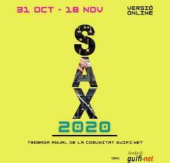 """El projecte social """"Cap Estudiant Sense internet"""" i """"El Centre Juvenil de Malabo"""" al SAX2020"""